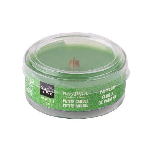 WoodWick Palm Leaf świeczka zapachowa 31 g unisex
