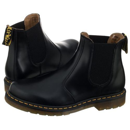 Sztyblety Dr. Martens 2976 YS Black Smooth 22227001 (DR21-a)