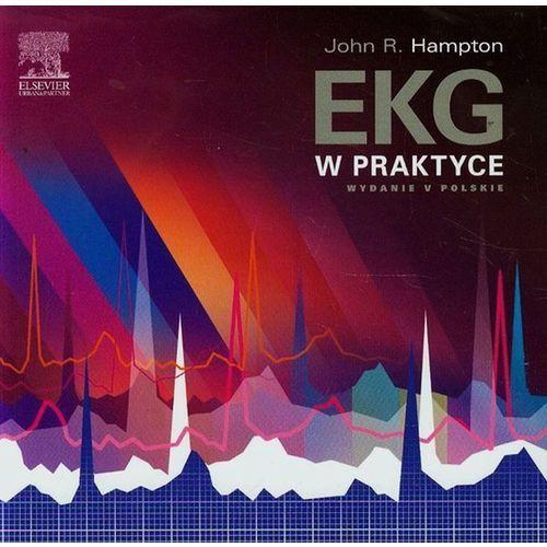 EKG w praktyce Wydanie II, J.R. Hampton, D. Adlam