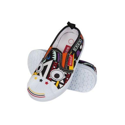 - tenisówki dziecięce marki Soxo