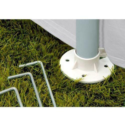 Pawilon ogrodowy handlowy 3x4 namiot biały - biały od producenta Wideshop