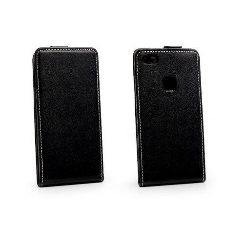 Huawei p10 lite - etui na telefon - czarny marki Forcell slim flexi