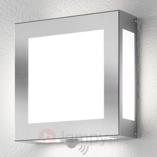 Lampa ścienna zewnętrzna legendo z czujnikiem marki Cmd creativ metalldesign gmbh