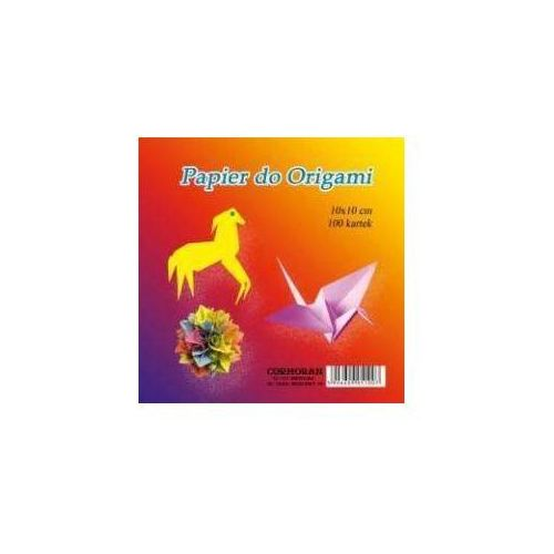Papier do Origami 20 x 20 cm 100 kartek (5906609050895)