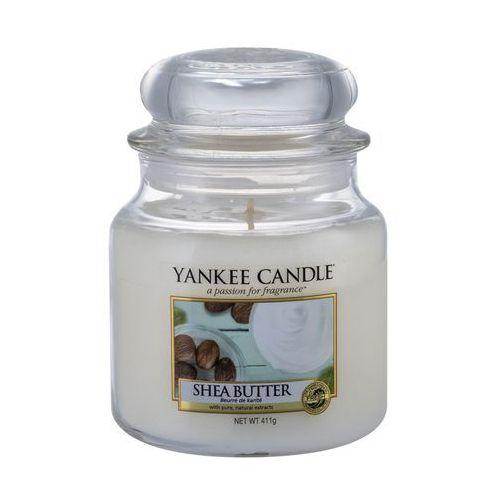 shea butter 411 g świeczka zapachowa marki Yankee candle