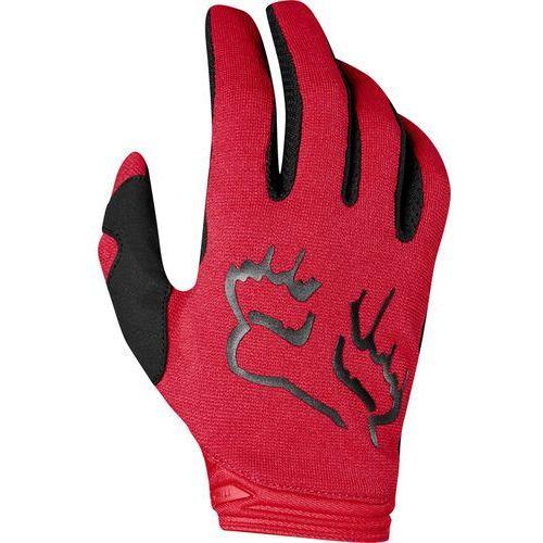 dirtpaw mata rękawiczki kobiety, flame red m 2019 rękawiczki mtb marki Fox