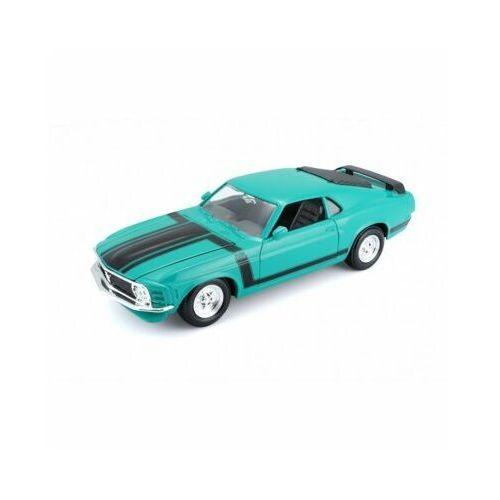 Model metalowy ford mustang boss 302 marki Maisto