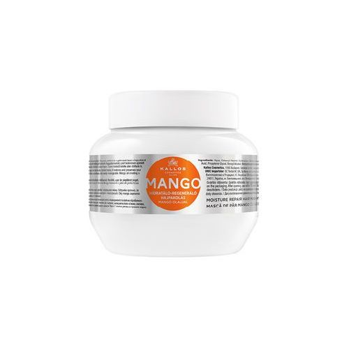 Kallos kjmn maska do włosów z olejkiem mango 275 ml