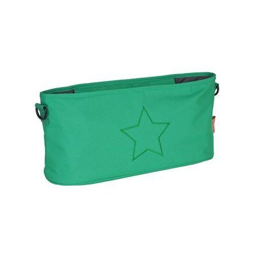 Lassig - Casual Label Organizer do Wózka Star deep green - odbiór w 2000 punktach - Salony, Paczkomaty, Stacje Orlen