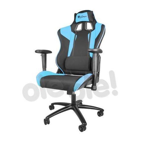 Genesis  fotel dla gracza genesis sx77 gaming chair black-blue - nfg-0780 darmowy odbiór w 19 miastach! (5901969405057)