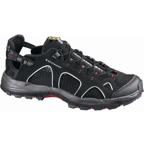 Buty sandały  techamphibian 3 (128478) - czarny marki Salomon