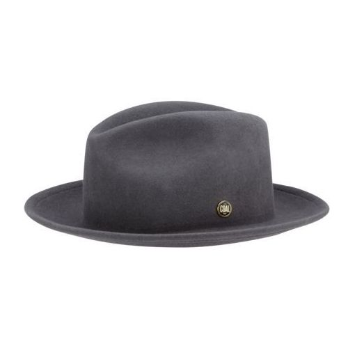 Coal Nowy kapelusz the howell hat charcoal rozmiar m