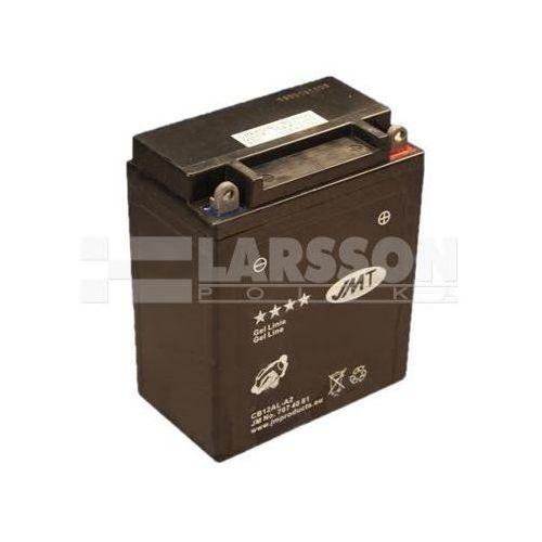 Akumulator żelowy jmt yb12al-a2 (cb12al-a2) 1100339 yamaha xt 600, kawasaki en 500 marki Jm technics