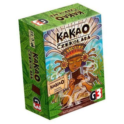 Kakao czekolada rozszerzenie 4 dodatki marki G3