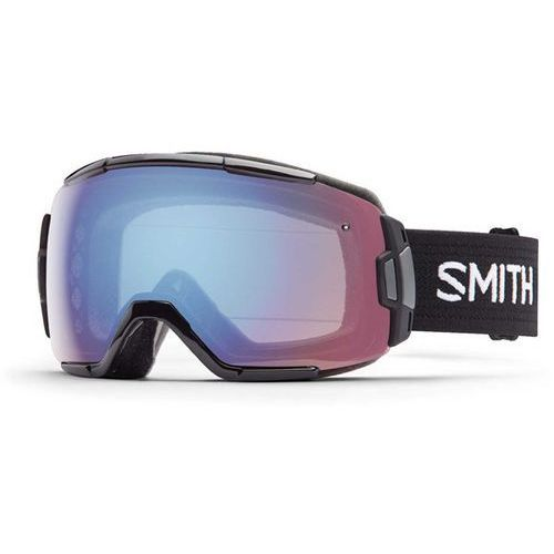 gogle snowboardowe SMITH - Vice Black Blue Sensor Mirror (99ZF) rozmiar: OS