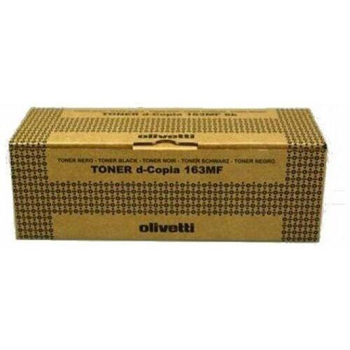 Wyprzedaż Oryginał Toner Olivetti do d-Copia 163MF/164MF   6 000 str.   czarny black