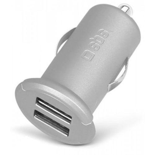 Sbs tecar2usb2as (srebrny) - produkt w magazynie - szybka wysyłka!