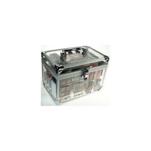 OKAZJA - schmink set transparent, zestaw do makijażu marki 2k beauty