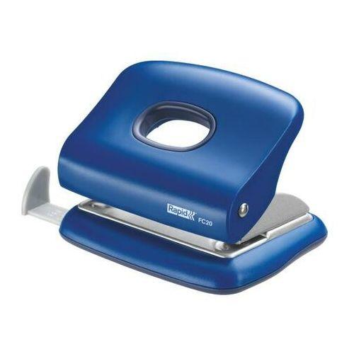 Dziurkacz mini fashion fc20 23256401 - niebieski marki Rapid