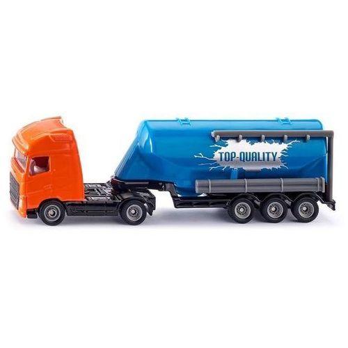 Siku super - ciężarówka z naczepą typu silos s1792 (4006874017928)