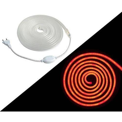 Zestaw LED Neon Flex 5m ECO czerwony
