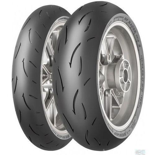 160/60 zr17 gp racer d212 [69 w] r tl marki Dunlop