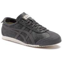 Asics Sneakersy - onitsuka tiger mexico 66 1183a351 dark grey/dark grey 021
