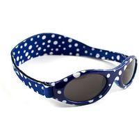 Okulary przeciwsłoneczne dzieci 2-5lat uv400 - blue dot marki Banz