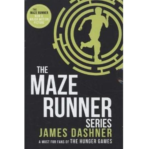 The Maze Runner Series, Classic Box Set, James Dashner