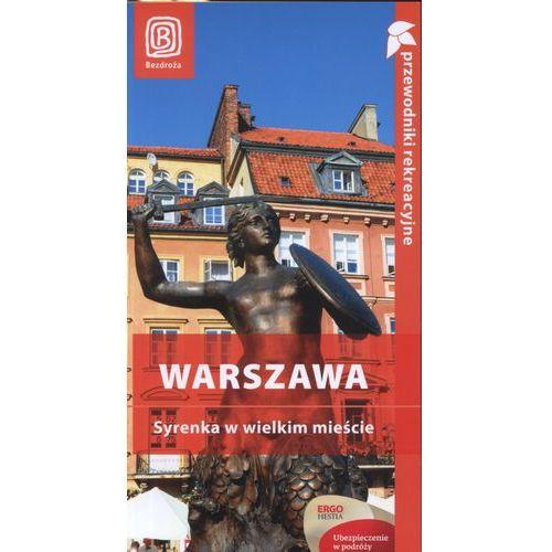 Warszawa Syrenka w wielkim mieście (9788324662937)