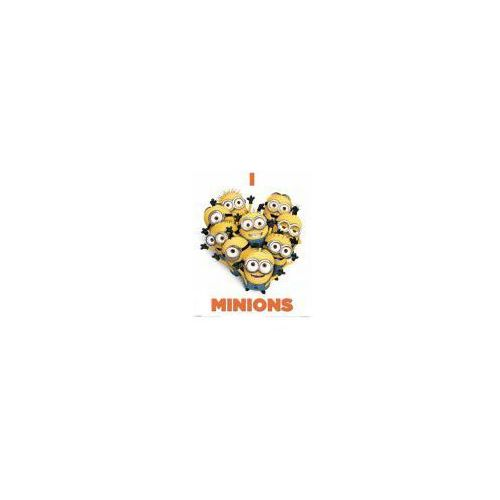 Despicable Me 2 - Kocham Minionki - plakat (5050574505482)