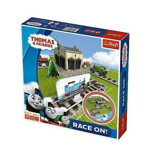 Race on Thomas & Friends TREFL, 01607