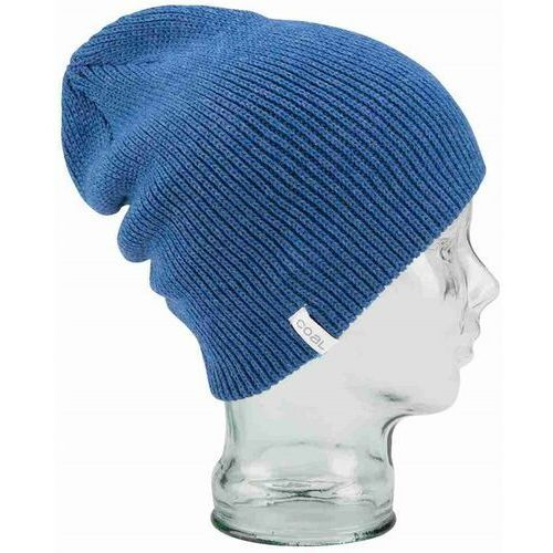 Czapka zimowa - the frena solid heather royal blue (21) rozmiar: os marki Coal