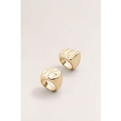 - pierścionki leo (2-pak) marki Mango