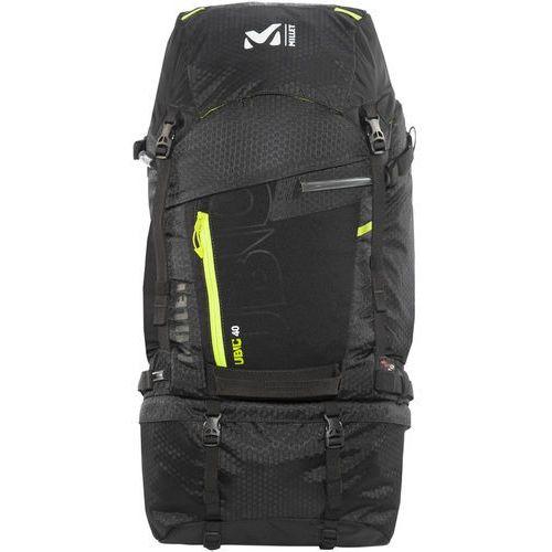 Millet Ubic 40 Plecak turystyczny czarny Plecaki trekkingowe