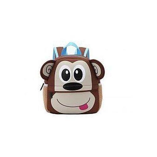 Plecak mały zwierzak małpka marki Beniamin