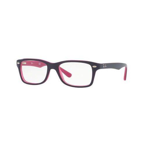 Ray-ban junior Okulary korekcyjne ry1531 3702