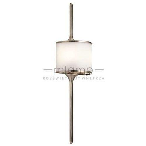 Elstead Lampa ścienna mona l clp kl/mona/l clp - lighting - sprawdź mega rabaty w koszyku! (5024005298410)