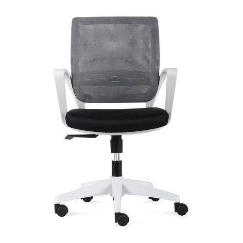 Maduu studio Fotel biurowy seca g szary/czarny (5902385728782)