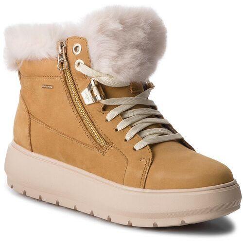 Sneakersy GEOX - D Kaula B Abx D D84AWD 00032 C5046 Biscuit, w 7 rozmiarach