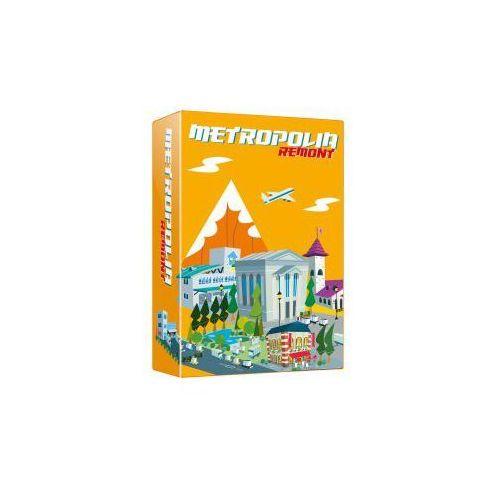gra metropolia remont, dodatek marki Foxgames