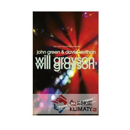 Will Grayson, Will Grayson (352 str.)