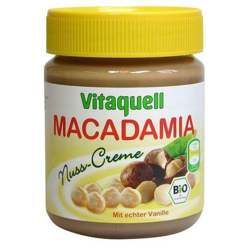 Vitaquell Masło z orzechów macadamia bio 250g -  (4003247201205)