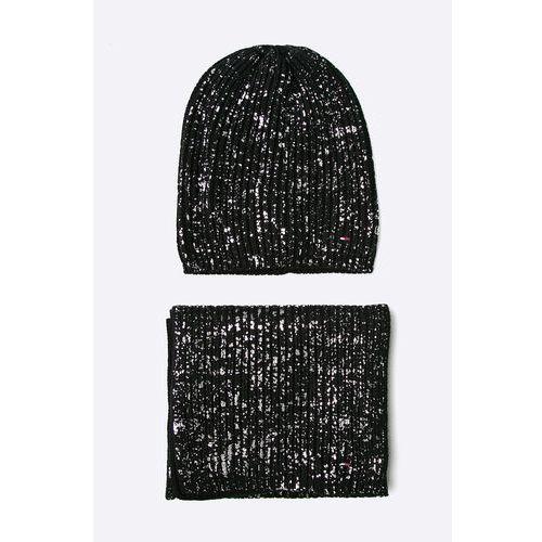 Hilfiger denim  - czapka i szalik