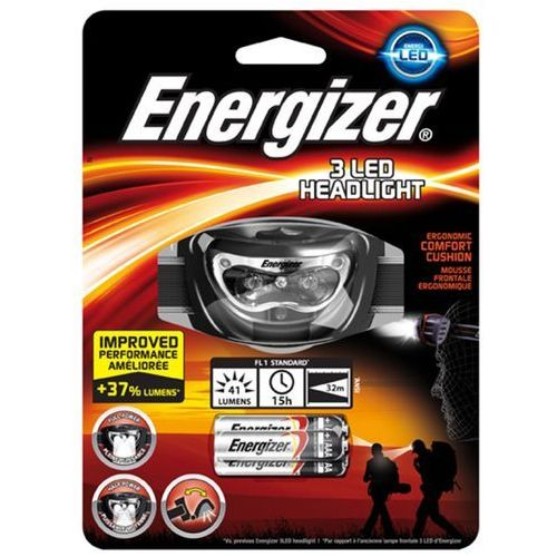 Energizer Latarka headlight 1 led