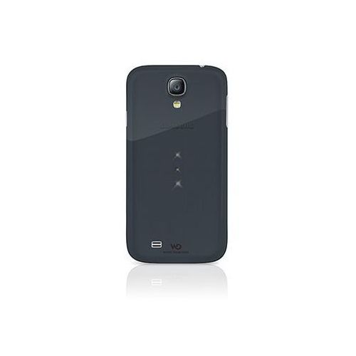 Etui HAMA do Samsung Galaxy S4 White Diamonds Trinity Czarny, kolor czarny
