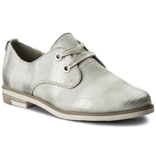 Oxfordy - 2-23205-30 lt.grey metal. 237 marki Marco tozzi