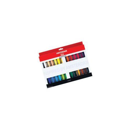 Talens  amsterdam standard farby akrylowe 24x20ml (8712079329334)