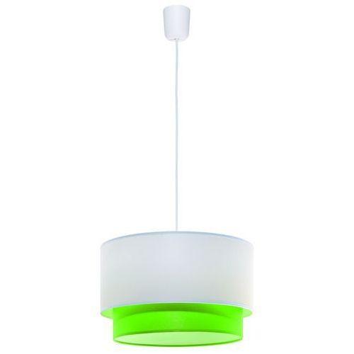 Lampa wisząca lida zielona marki Lampex