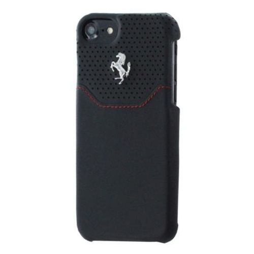 Ferrari Hardcase FEHOHCP7BKR iPhone 7 (czarny), FEHOHCP7BKR